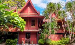 Дом-музей Джима Томпсона (Jim Thompson's Thai House & Museum) в Бангкоке
