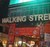 Ночная жизнь Паттайи, Walking Street